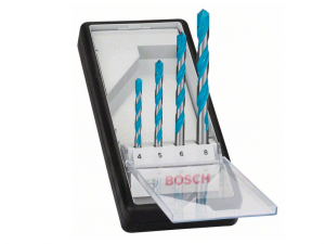 Brocas de Concreto Bosch