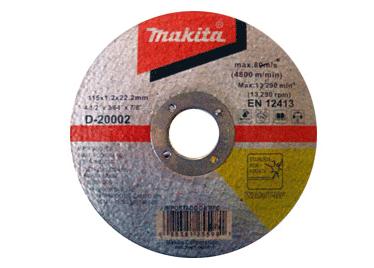 Disco De Corte Para Inox Makita
