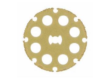 Disco de Corte para Madeira Dremel
