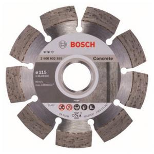 Discos de corte diamantado para Concreto Bosch