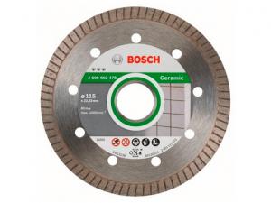 Discos de corte diamantado para Cerâmica Bosch