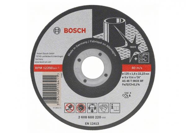 Discos De Corte Para Inox Bosch