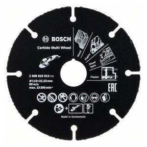 Discos De Corte Para Madeiras E Plásticos (serra-mármore) Bosch