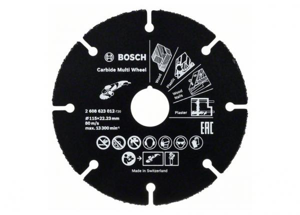 Discos De Corte Para Madeiras E Plásticos Bosch