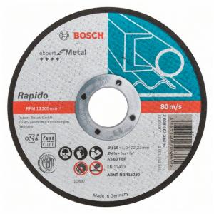 Discos de corte para Metal Bosch
